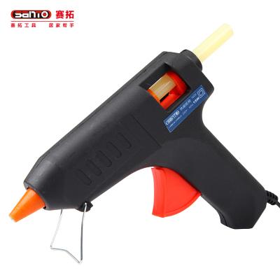 赛拓(SANTO) 1629 60W扁头热熔胶枪 加热功率70W 快速溶胶粘合修复DIY神器手工艺必备热胶枪