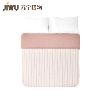 蘇寧極物 全棉色織流行 夏季纖維棉花被 空調被/夏涼被