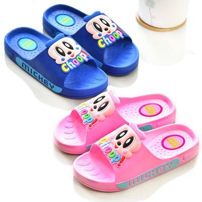兒童拖鞋夏季卡通涼拖鞋男童女童居家拖鞋室內寶寶軟底拖鞋 諾妮夢
