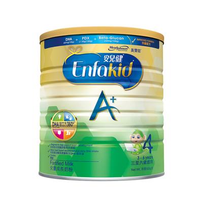 Mead Johnson 港版美贊臣 A+ 嬰幼兒配方奶粉 4段(3歲-6歲)900g/罐 荷蘭原裝進口