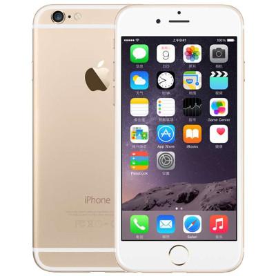 【二手9成新】苹果/Apple iPhone 6 Plus 金色 64GB 全网通4G 苹果手机 国行