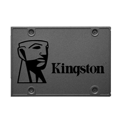金士頓(Kingston) A400系列 120GB SATA接口 臺式組裝機電腦固態硬盤