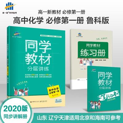 新版2020曲一線同學教材高中化學必修冊(魯科版)分層講練新版