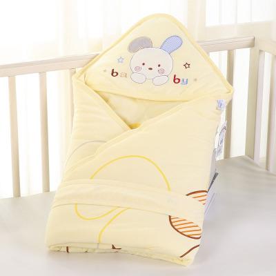 瑞拉貝祺 嬰兒抱被 春秋新生兒包被春夏季薄款抱毯寶寶襁褓包巾被子用品