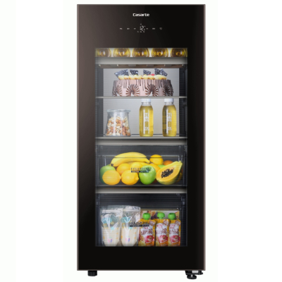 Casarte/卡薩帝LC-132WEU1 132L冰吧 馨享母嬰冰吧 保濕抑菌 智能控溫 儲茶柜 酒柜