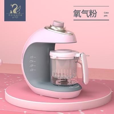 英國karpelle嬰兒輔食機寶寶多功能蒸煮一體料理機工具小型攪拌機