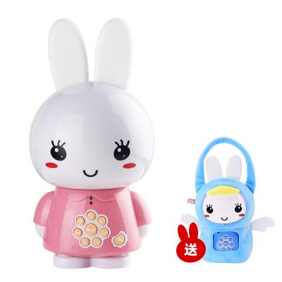 火火兔WIFI升級版G6S智能早教故事機0-3歲 兒童早教益智男孩女孩玩具 粉色