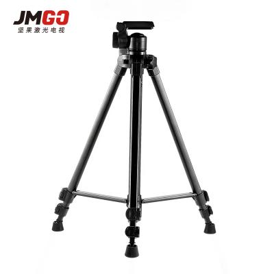 坚果(JMGO)三维云台支架 投影仪配件便携支架 投影机三脚架 (自带水平仪 手摇升降 高度自由切换)
