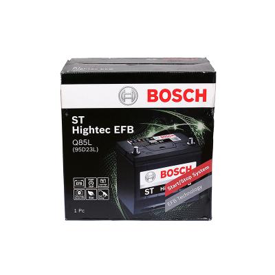 博世(BOSCH)汽車電瓶蓄電池啟停Q85 12V 馬自達昂克賽拉阿特茲CX-4/CX-5斯巴魯傲虎 以舊換新 上門安裝