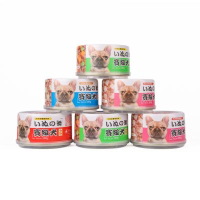 亞禾狗罐頭180g*6罐 狗濕糧寵物狗糧 成犬幼犬
