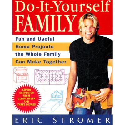DO-IT-YOURSELF FAMILY(ISBN=9780553384024) 英文原版