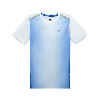 361°兒童男童中大童親膚透氣短袖T恤 舒適百搭休閑短袖