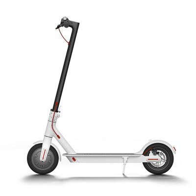 小米米家电动滑板车 成人/学生 迷你 便携 折叠双轮车 白色