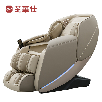 芝華仕太空艙按摩椅全身全自動豪華推拿揉捏多功能芝華士M1040香檳色