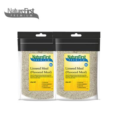 澳洲进口 NatureFirst ORGANIC 亚麻籽粉 杂粮 250g*2包