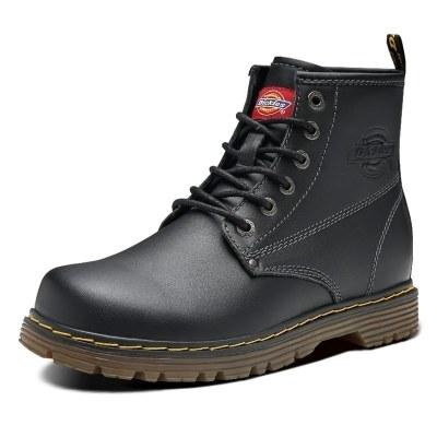 Dickies女士馬丁靴歐美風新款復古韓版時尚百搭工裝靴子學生短靴194W50LXS28