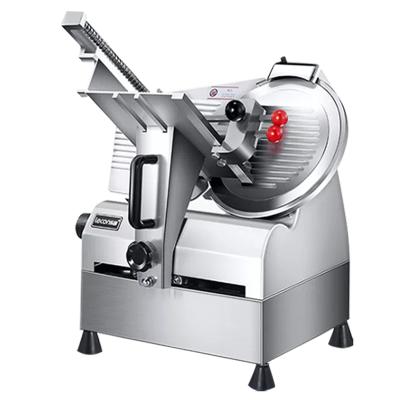 樂創(lecon)LC-QRJ30 全自動切片機切肉機商用凍肉肥牛羊肉卷切片機羊肉刨肉機刨片機