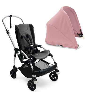 【孫儷同款】 新款博格步Bugaboo Bee5 都市型嬰兒推車輕便型寶寶推車可折疊 承重20kg 德國直郵