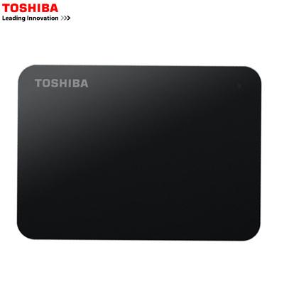 東芝(TOSHIBA)移動硬盤1T黑色 HDTB410YK3AA