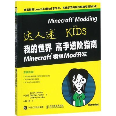 我的世界高手進階指南:Minecraft模組Mod開發