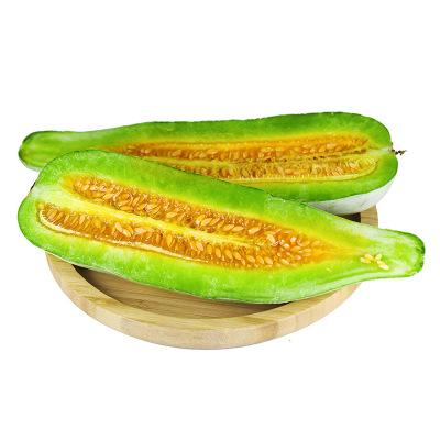 【順豐發貨】羊角蜜3/5斤 新鮮水果山東羊角蜜甜瓜脆甜博洋6蜜瓜