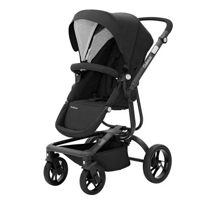 Quintus/Qtus昆塔斯 高景观婴儿推车轻便折叠双向可坐躺避震婴儿车