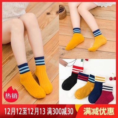 春秋款五雙裝童襪兒童襪子寶寶襪夏季薄款春秋嬰兒襪男童女童眼 莎丞