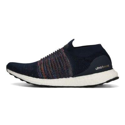 阿迪达斯adidas 2018冬 UltraBOOST LACELESS 跑步鞋CM8269