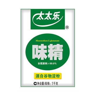 太太樂 99度味精1000克調味品 調味料 炒菜煲湯烹飪