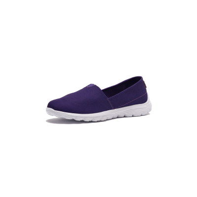 经典帆布 女款跑鞋 透气轻便(紫色)