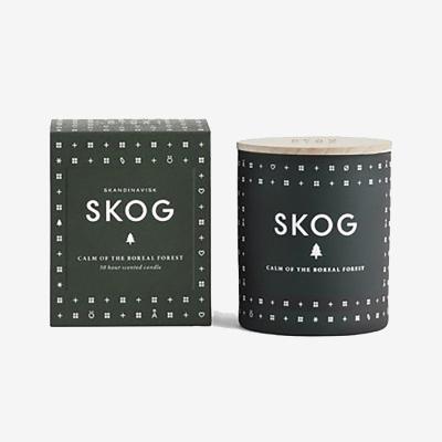 丹麥SKANDINAVISK香薰蠟燭- 森林 家用室內香氛蠟燭進口香薰禮品