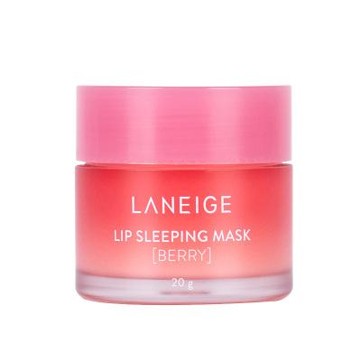 蘭芝(Laneige) 夜間保濕修護唇膜20g (莓果味) 溫和補水保濕淡化唇部紋