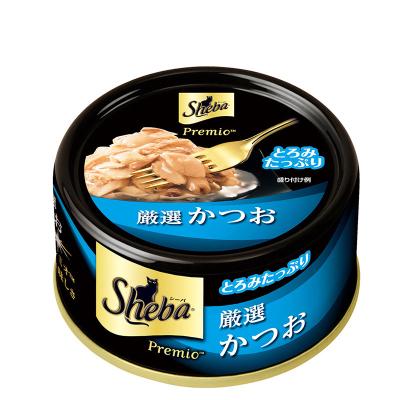 SHEBA希寶 貓糧罐頭 精選鰹魚 75g 泰國進口