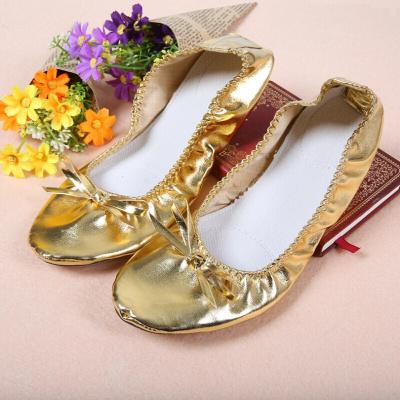 金色舞蹈鞋女兒童肚皮舞鞋子練功鞋軟底金色印度舞鞋貓爪鞋八月七