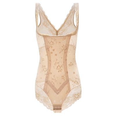 加强塑身衣连体塑身收腹束腰束身衣塑身衣减肚子女收腹衣 TCVV