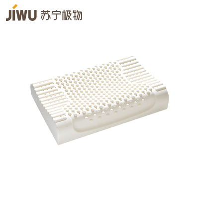 万博官网app体育ios版极物乳胶枕头泰国天然乳胶颗粒按摩枕头