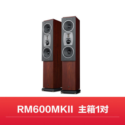 Hivi/惠威 rm600MKII 主音箱一對 家庭影院家用音響套裝客廳5.1木質音箱