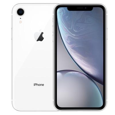 【正品行货】苹果(Apple) iPhone XR 128GB 白色 移动联通电信4G全面屏全网通智能手机 双卡双待
