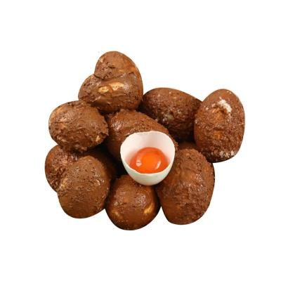 生咸鴨蛋腌制農家泥小牛貨棧正宗流油紅心70g30枚新鮮烘焙蛋酥咸鴨蛋