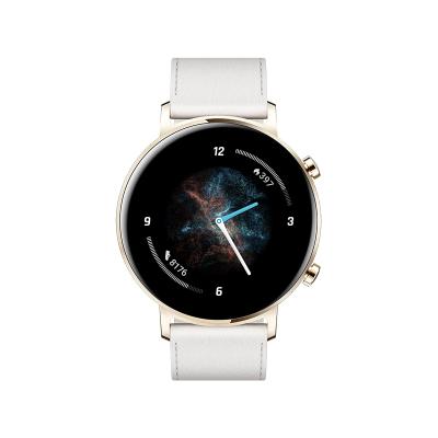 HUAWEI/華為 WATCH GT 2 智能手表 麒麟A1芯片 心臟健康檢測 時尚款 凝霜白(42mm)