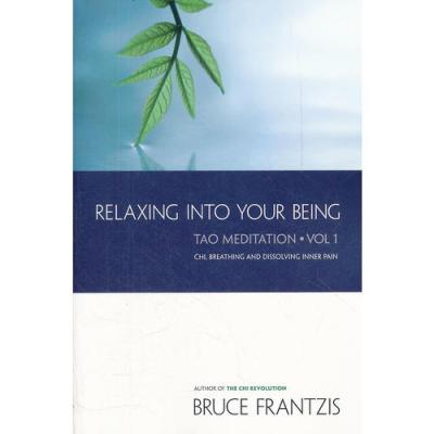 RELAXING INTO YOUR BEING(ISBN=9781556434075) 英文原版