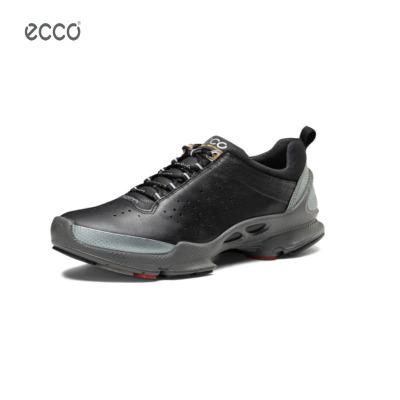 【黃景瑜同款】ECCO愛步男鞋戶外鞋子運動鞋男跑步鞋 BIOM C健步C 091504