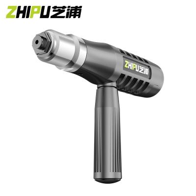 芝浦(ZHIPU)電動鉚釘槍拉鉚搶釘轉換頭卯釘搶氣動抽芯鉚釘機電鉆拉鉚釘槍