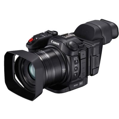 佳能(Canon) XC15 专业4K新概念数码摄像机 约829万像素 3英寸屏