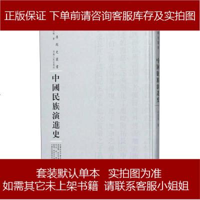 国民族演进史/专题史丛书 9787215108929
