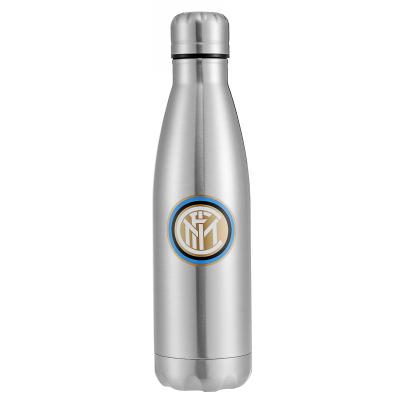 """国际米兰足球俱乐部Inter Milan经典""""子弹盖""""304不锈钢真空户外便携时尚运动简约保温杯"""