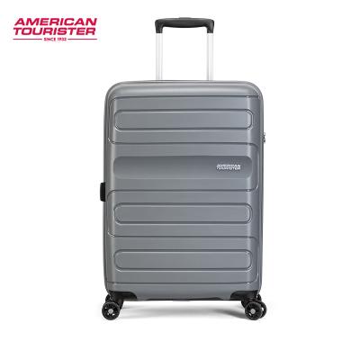 美旅(AMERICAN TOURISTER)行李箱女20/25/28英寸ins网红小型登机拉杆箱万向轮旅行箱51G