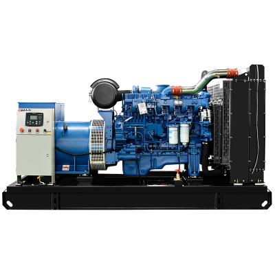 250KW玉柴自動化柴油發電機組 250千瓦三相交流永磁發電機組380v