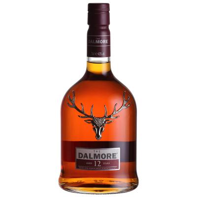大摩(帝摩)(The Dalmore) 洋酒 12年 英國 單一麥芽 威士忌700ml