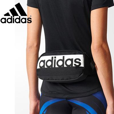 adidas阿迪达斯腰包斜挎包户外时尚男女休闲包牛津布表皮单肩包